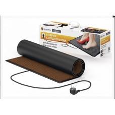 Теплолюкс Carpet 50x80. Электрический коврик для сушки обуви (коричневый)