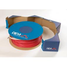 Нагревательный  кабель  для теплого пола DEVIflex™ 18T 134 Вт 7 м